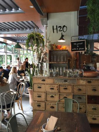 Hazelhurst Cafe - Melbourne Tourism