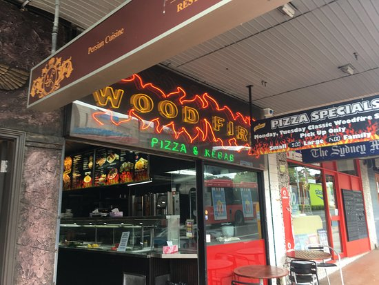Willoughby Woodfired Pizza  Kebab - Melbourne Tourism