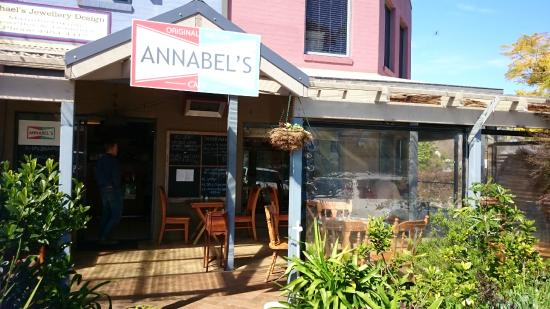 Annabel's Cafe - Melbourne Tourism