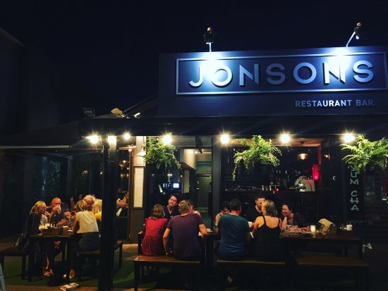 Jonsons Restaurant Bar - Melbourne Tourism