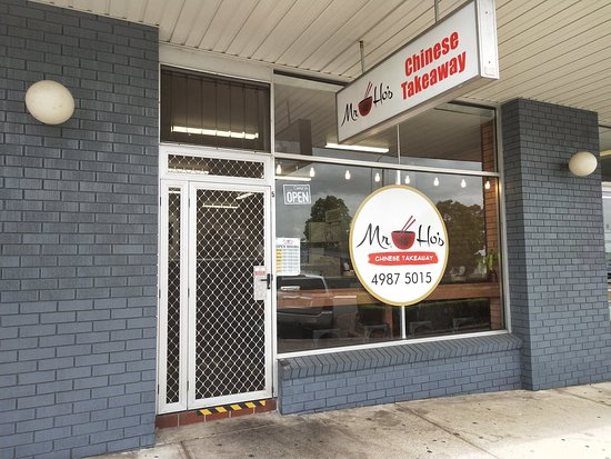 Mr Ho's Chinese Takeaway - Melbourne Tourism
