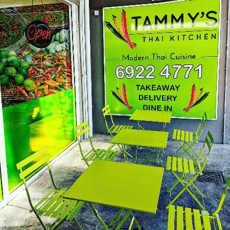 Tammy's Thai Kitchen - Melbourne Tourism