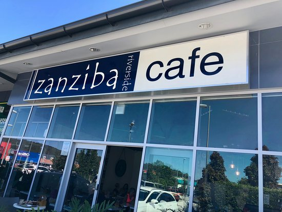 Zanziba Riverside Cafe - Melbourne Tourism