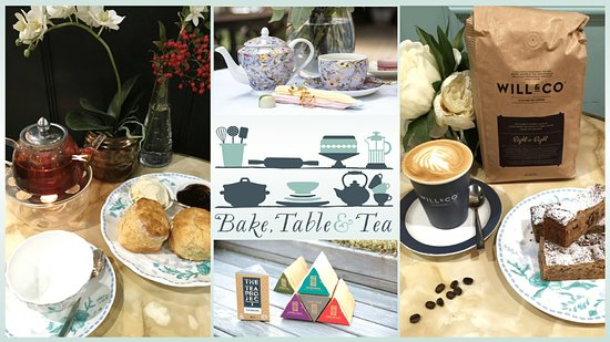 Bake Table  Tea - Melbourne Tourism