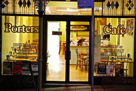 Porters Cafe - Melbourne Tourism