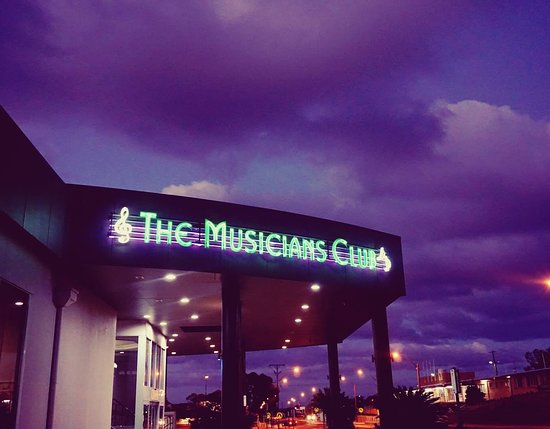 Broken Hill Musicians Club - Melbourne Tourism