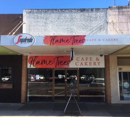 Flame Trees Cafe  Cakery - Melbourne Tourism