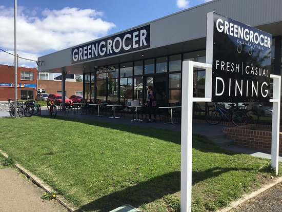 Greengrocer Cafe - Melbourne Tourism