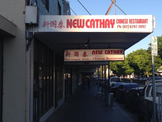 New Cathay Chinese Restaurant - Melbourne Tourism