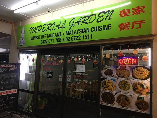 Imperial Garden Chinese Malaysian Cuisine - Melbourne Tourism