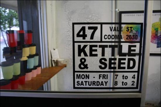 Kettle  Seed Cafe and Coffee Roaster - Melbourne Tourism
