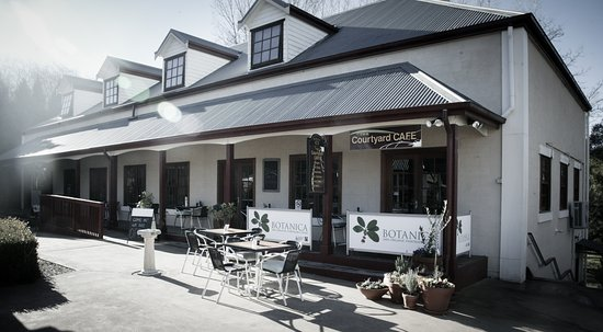 The Courtyard Cafe Berrima - Melbourne Tourism