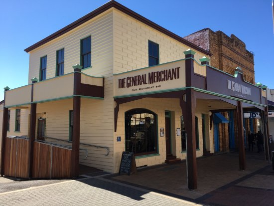 The General Merchant - Melbourne Tourism