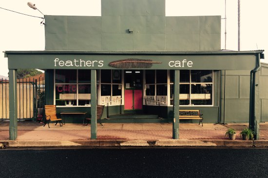 feathers cafe - Melbourne Tourism