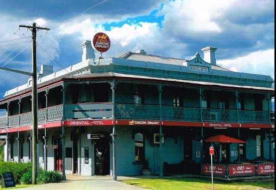 The Oriental Hotel Tumut - Melbourne Tourism