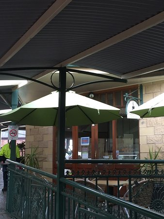 The Terrace Cafe - Melbourne Tourism