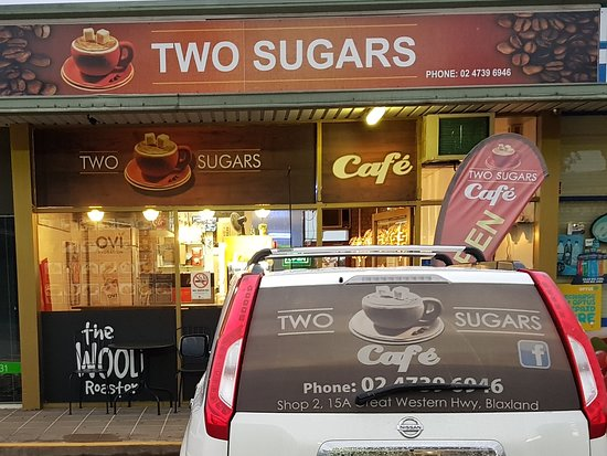 Two Sugars Cafe and Restaurant