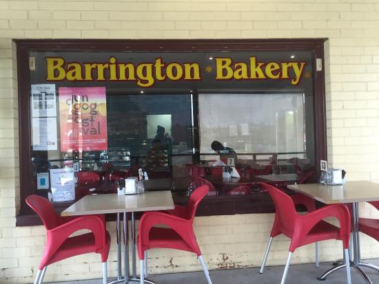 Barrington Bakery - Melbourne Tourism
