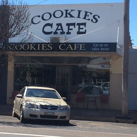 Cookies Cafe - Melbourne Tourism