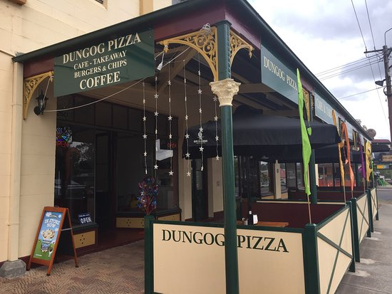 Dungog Pizza - Melbourne Tourism