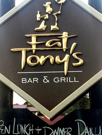 Fat Tony's Bar  Grill - Melbourne Tourism