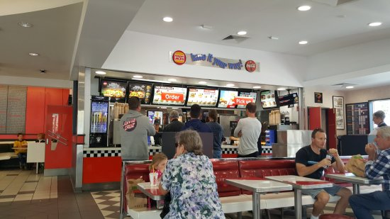Hungry Jack's - Melbourne Tourism