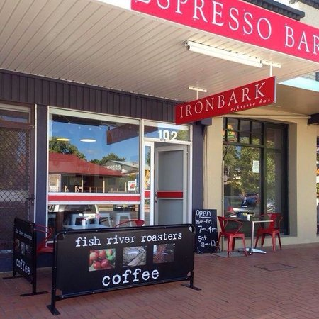 Ironbark Espresso Bar  Cafe - Melbourne Tourism