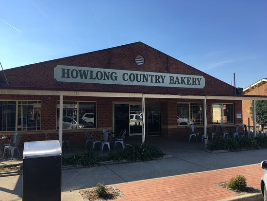 Howlong Country Bakery - Melbourne Tourism