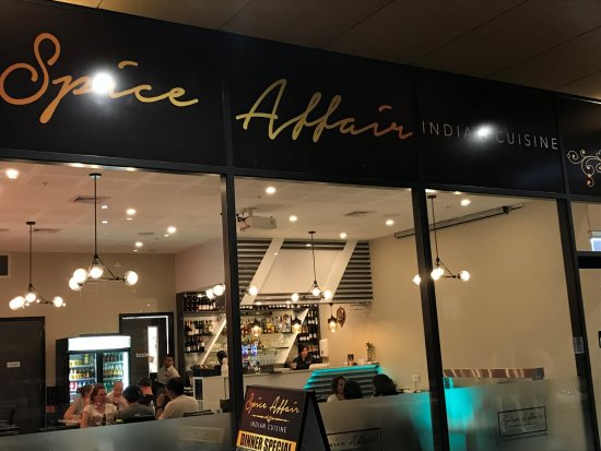 Spice Affair Indian Cuisine - Melbourne Tourism