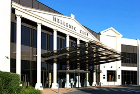 Hellenic Club of Canberra - Melbourne Tourism