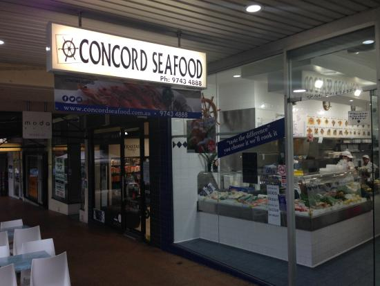 Concord Seafood - Melbourne Tourism