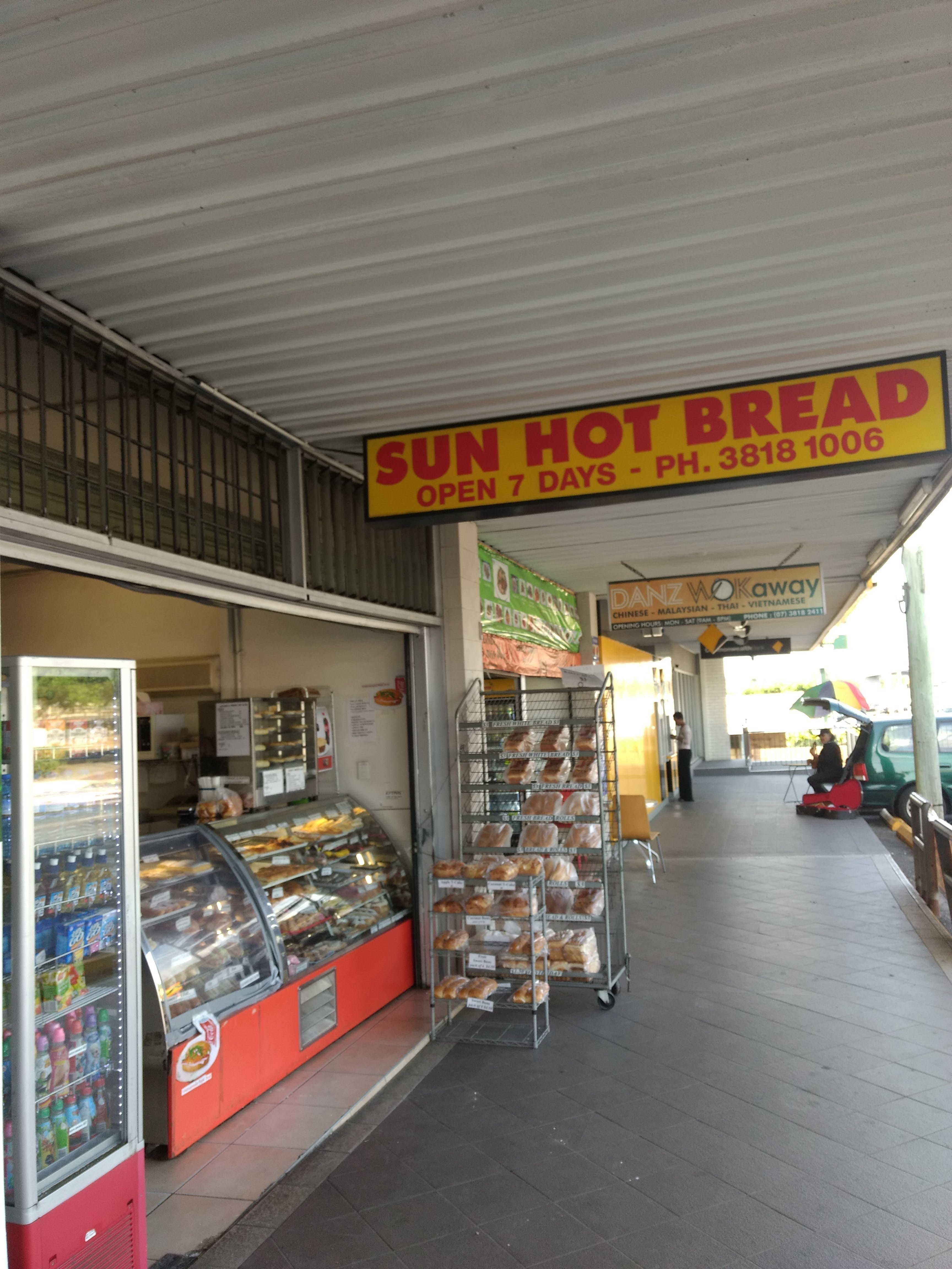 Sun Hot Bread - Melbourne Tourism