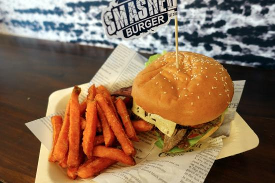 Smashed Burger - Melbourne Tourism