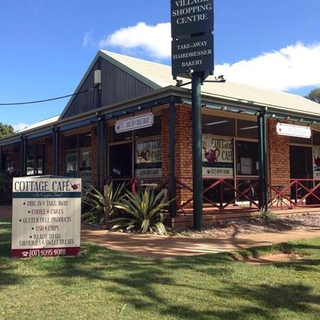 Cottage Cafe - Melbourne Tourism