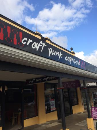 Craft Punk Espresso