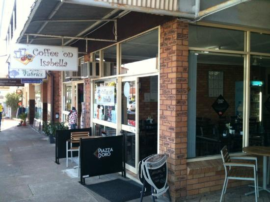 Coffee On Isabella - Melbourne Tourism