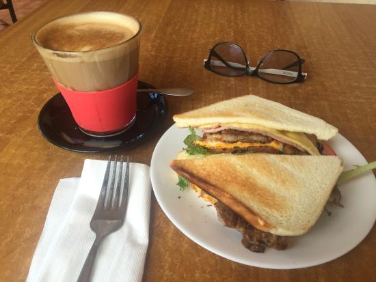 Bossimi's Bakehouse  Cafe - Melbourne Tourism