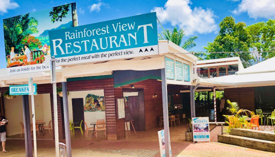 Kuranda Rainforest View Restaurant - Melbourne Tourism