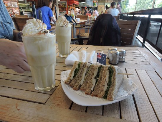 Kuranda Trading Post Restaurant - Melbourne Tourism