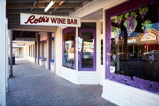 Roth Wine Bar - Melbourne Tourism