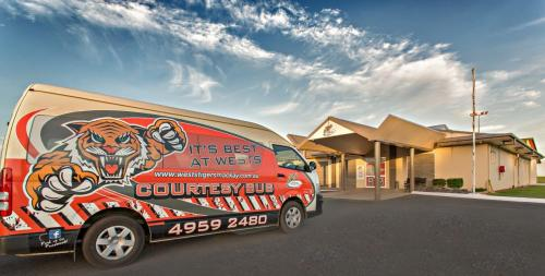 Western Suburbs Rugby Leagues Club Mackay - Melbourne Tourism