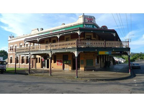 Bank Hotel Dungog - Melbourne Tourism