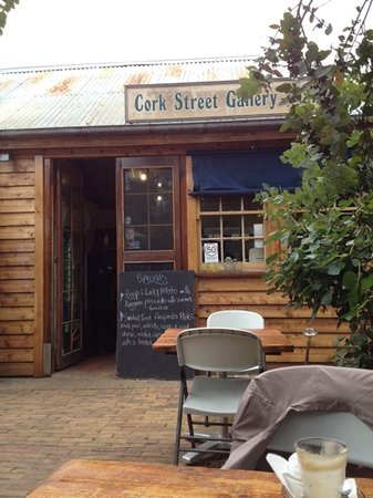 Cork Street Cafe - Melbourne Tourism