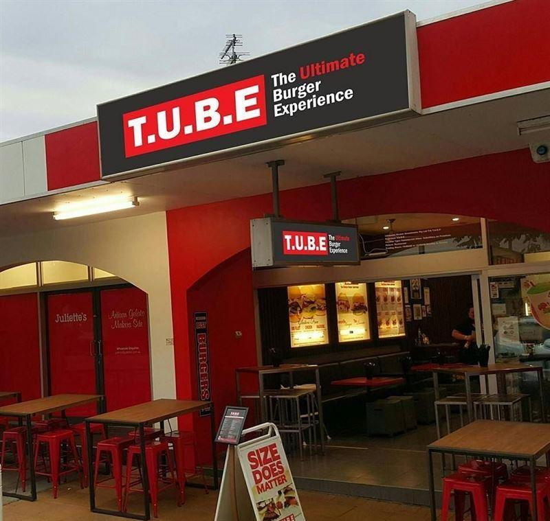 TUBE - The Ultimate Burger Experience - Melbourne Tourism
