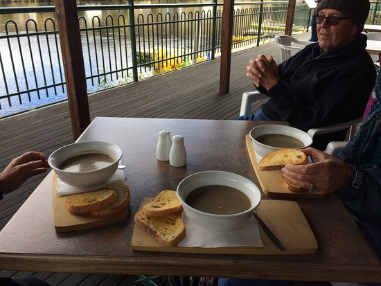 Boat Shed Cafe - Melbourne Tourism