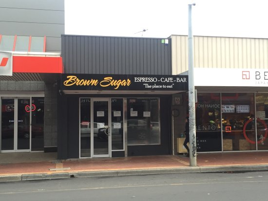 Brown sugar cafe and bar - Melbourne Tourism