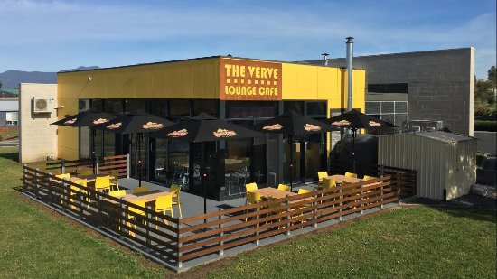The Verve Lounge Cafe at Old Beach - Melbourne Tourism