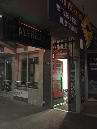 Alfred's Pizzeria  Small Bar - Melbourne Tourism