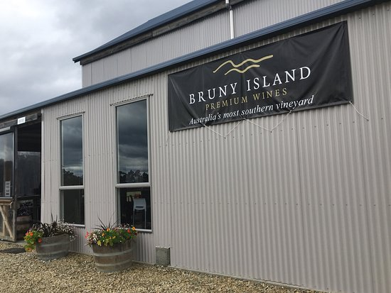 Bruny Island Wines Grill - Melbourne Tourism