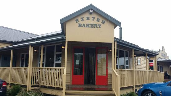 Exeter Bakery - Melbourne Tourism